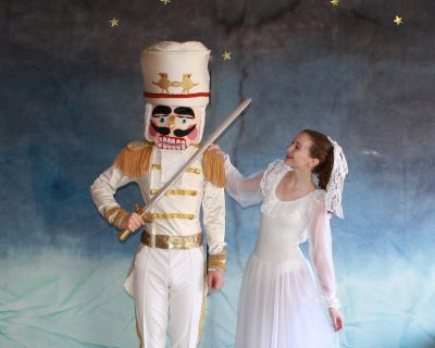 "Mendocino Ballet Presents ""The Nutcracker"""