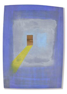 Rebecca Johnson: Light as Blue Exhibition