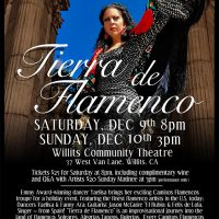 A Magical Evening of Flamenco Dancing and Music at WCT Dec. 9