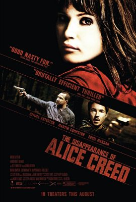 "Film Club: ""The Disappearance of Alice Creed"""