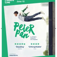 "National Theatre Live: ""Peter Pan"""
