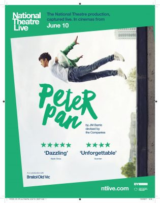 """National Theatre Live: """"Peter Pan"""""""