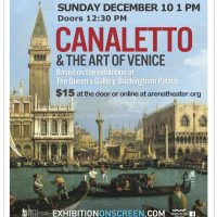 Exhibition on Screen Canaletto and The Art of Venice