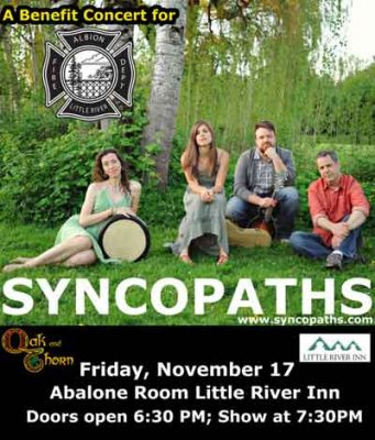 """""""The Syncopaths"""" in Concert"""