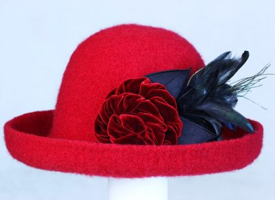 Tess McGuire Felted Hats