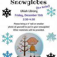 Photo Snowglobes for Kids