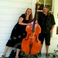 Dorian & Dorothea May at Blue Wing Sunday Brunch
