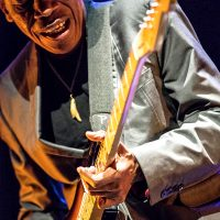 James Armstrong Band at Blue Wing Monday Blues