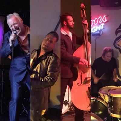John Clifton Band at Blue Wing Monday Blues