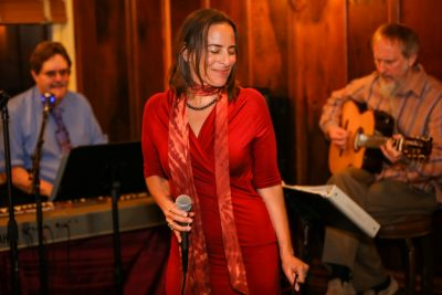 Live from the Blue Wing with Vocalist Jenna Mammina