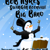 Gloriana presents Bob Ayres' Swingin' Boonville Big Band!