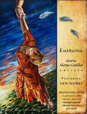 """Emerging"" Art Exhibition"