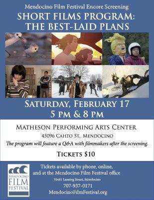 Short Films Program: The Best-Laid Plans
