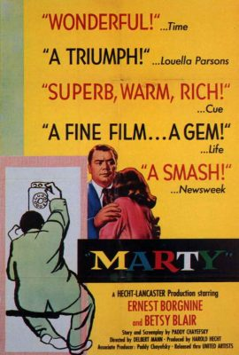 "Film Club: ""Marty"""