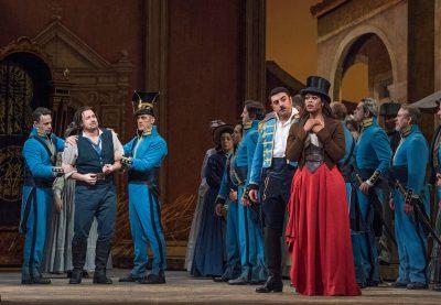 """Met Opera """"L'Elisir d'Amore"""""""
