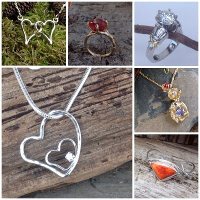 The Artists' Collective in Elk's February Jewelry Show