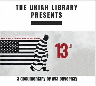 """13th"" Film: Documentary & Discussion"