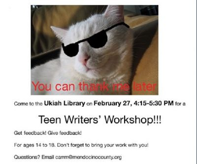 Teen Writers' Workshop