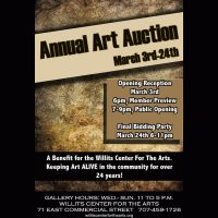 Art Auction Grand Opening