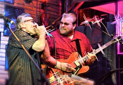 Rick Estrin and the Nightcats at Blue Wing Labor D...