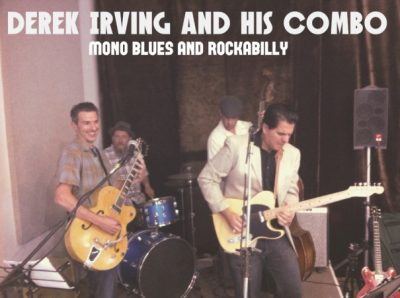 Derek Irving and the Aces at Blue Wing Monday Blues