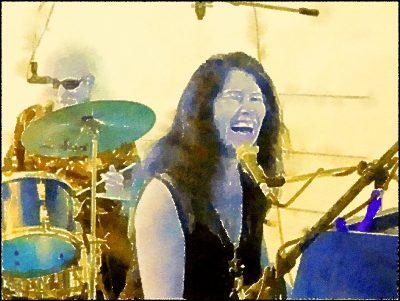 Wendy DeWitt at Blue Wing Monday Blues