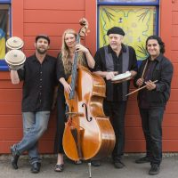 BongoLatte Latin Jazz Quintet at Headlands Coffeehouse