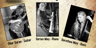 Pilar Duran with Dorian & Dorothea May