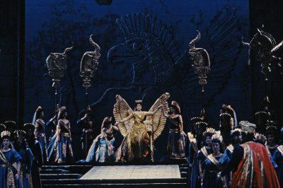 """Met Opera """"Semiramide"""""""