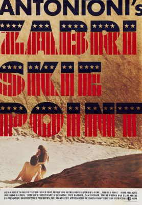 "Film Club: ""Zabriskie Point"""