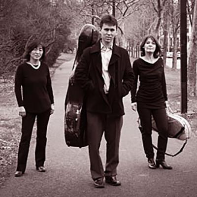 Boston Trio (cello, piano, violin)