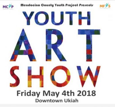 Annual Art Show & Celebration of Mendocino's Creative Youth