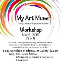 My Art Muse Workshop: Susan Spencer & Alexis Moyer