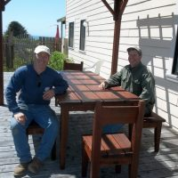 Mendocino Heritage Furniture Co. at Artists Collective in Elk