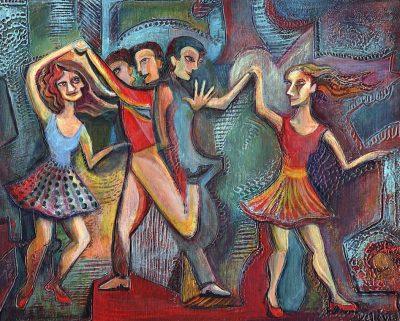 Swing Dance on Friday Nights