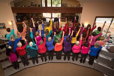 Mendocino Women's Choir 26th Anniversary Spring ...
