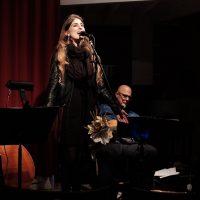 Vocalist Nicole Stromsoe & Guitarist Dorian Michael at WCT