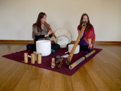 Alchemy of Breath and Sound Healing with Sara Bassindale and Audrya Chancellor