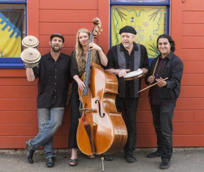 BongoLatte Latin Jazz Quintet