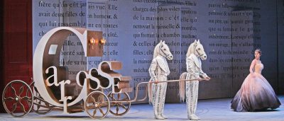 "Met Opera ""Cendrillon"""