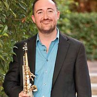 Matt Rothstein with the Dorian May Trio