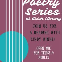 LOBA Reading Series featuring Cindy Rinne