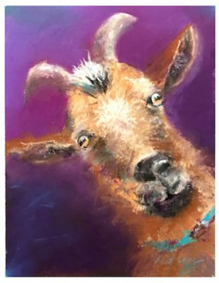 Suzi Marquess Long featured artist in May