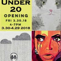 """""""Art Under 20"""" - 2018"""