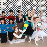 """La Boutique Fantasque"" & Dance Classics presented by Mendocino Ballet"
