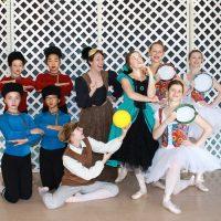 """La Boutique Fantasque"" & Dance Classics presented by Mendocino Ballet"