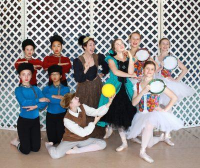 """La Boutique Fantasque"" & Dance Classics prese..."