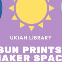 Sun Prints: A Maker Space