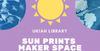 Sun Prints: A Maker Space
