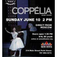"Bolshoi Ballet ""Coppelia"""
